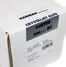"Harman Crystaljet ELITE Luster 50""x30.5m ROLL"